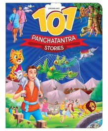 101 Panchtantra Stories Story Book Multi Colour - 64 Pages