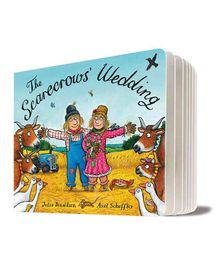 The Scarecrows' Wedding (Gift Edition Board Book) - English