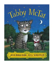Tabby McTat by Julia Donaldson - English