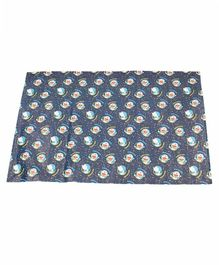 Doraemon Gift Wrapping Paper - Dark Blue