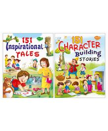 151 Inspirational & Character Building Tales - English
