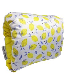 BOBTAIL by Misha's Creation Nursing Arm Pillow Lemon Print - Yellow