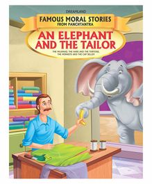 An Elephant & The Tailor Story Book - English