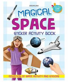 My Magical Space Sticker & Activity Book - English