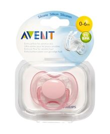 Avent - Free Flow Soothers (Colors May Vary)