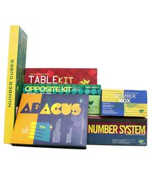 Vikalp Maths Kit - Pack of 5