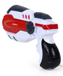 Simba Laser Gun - White & Red