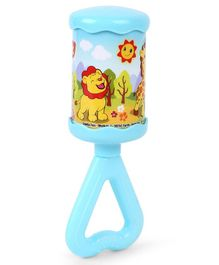 ABC Chime Rattle - Blue