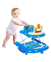 Mee Mee Rocking Walker With Musical Play Tray - Blue