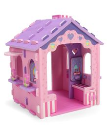 Sunta DIY Doll's House - Multicolour