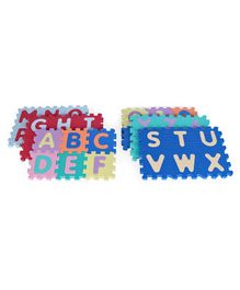 Sunta Alphabet Playmat Multicolour - 26 Pieces