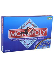 Curtis Toys Monopoly Game - Multicolour