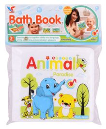 Curtis Toys Bath Books Pack of 3 - White