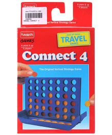 Funskool - Travel Connect 4