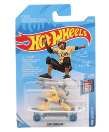 Hotwheels Skate Brigade (Color & Design May Vary)