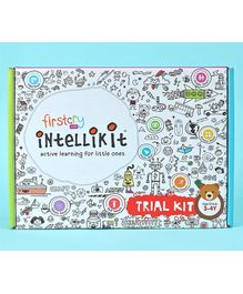 FirstCry Intellikit Trial Box 3-4Y