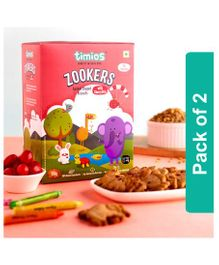 Timios Cherry Bits Zookers - 150 gm