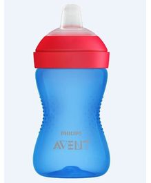 Philips Avent Grippy Soft Spout Sipper Cup Blue - 300 ml