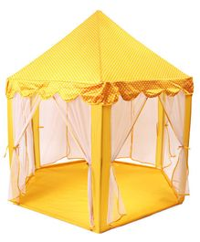 Luvely My Dream Tent House - Yellow