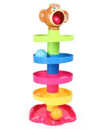 Baby Roll Ball Set Toys - Multicolor
