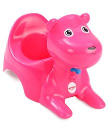 Puppy Shaped Potty Chair - Pink