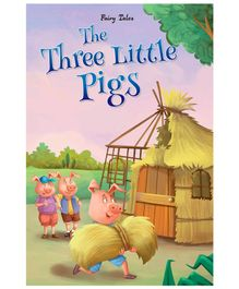 The Three Little Pigs by Usha Nair - English