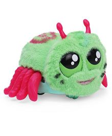 Yellies Frizz Voice Activated Spider Pet - Green