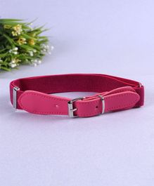 Babyhug Belt - Dark Pink