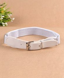 Babyhug Belt - White