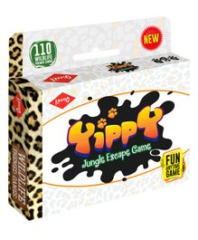 Kaadoo Yippy Jungle Escape Card Game