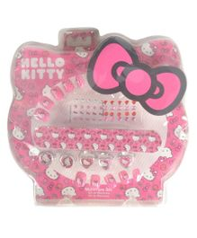 Hello Kitty Manicure Set Nail Art and Hand Accessories - Pink