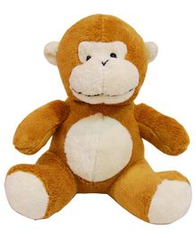 84b9c1e7b Surbhi Monkey Soft Toy Yellow - Height 20 cm