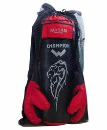 Wasan Boxing Kit - Red