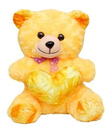 Harry & Honey Teddy Bear Yellow - 27 cm