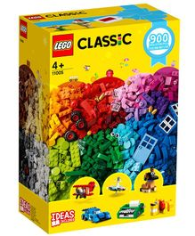 Lego Creative Fun Set Multicolor - 900 Pieces
