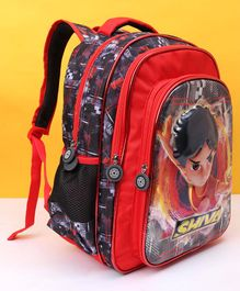 Shiva School Bag Red - Height 16 inches