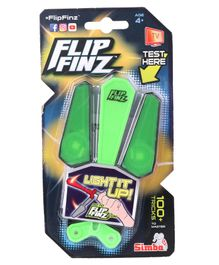 Simba Flip Finz Light Up - Green