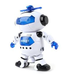 Smartcraft Dancing Robot - Blue White