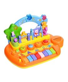 Smartcraft Kids Mini Piano - Multicolour