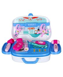 Smartcraft Doctor Play Set - Blue White
