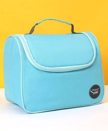 Maped Solid Color Lunch Bag - Turquoise Blue