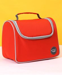 Maped Solid Color Lunch Bag - Red