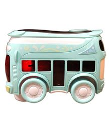 Kiddale RC Bluetooth Toy Bus - Mint
