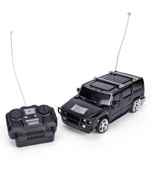 Remote Control Die Cast Toy Car - Black