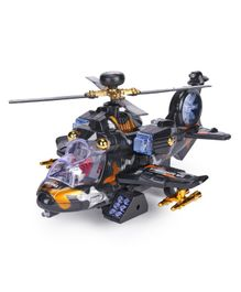 Special Mission Helicopter - Black