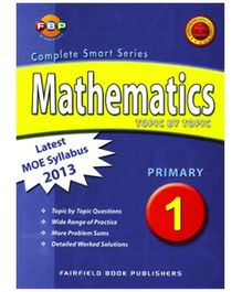 Fairfield Book Publisher Mathematics Topic By Topic Primary 1