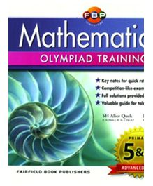 Fairfield Book Publisher Mathematical Advanced Level Primary 5 And 6