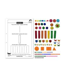 Creativity 4 Tots Letters of the Numbers - 24 Pages