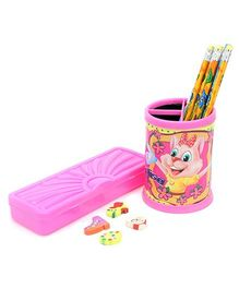 Mr. Clean Stationery Set - Pink