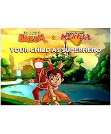 Kloneworld Animation Kit - Feature Your Child As Superhero